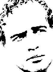 Marlon Brando by arun